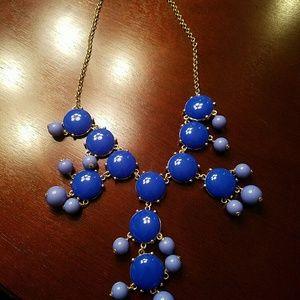 J.Crew statement bubble necklace